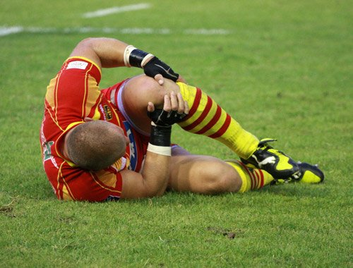 Physiotheapy for sports injuries